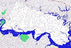 Virginia Map Of Cities by Bridgehunter Com Charles City County Virginia