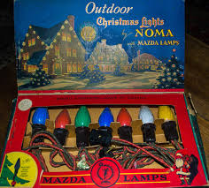 artifact of the week noma lights historical