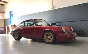 urban outlaw porsche 911sc on 16