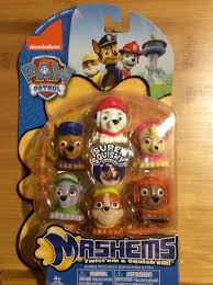paw patrol mashems bonus pack 6 mashems series 1 mashems