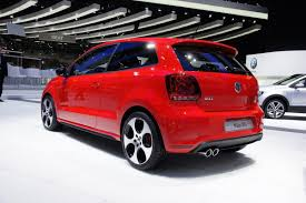 volkswagen ads 2014 vw confirms 6 speed manual transmission for facelifted polo gti