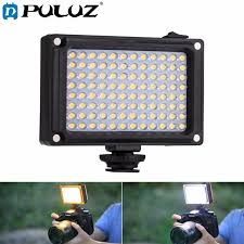 cheap studio lights for video puluz 96 leds photography video photo studio light with white