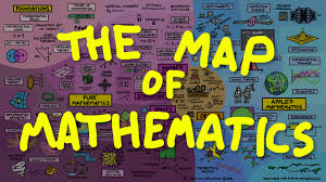 A Picture Of The Map Of The United States the map of mathematics youtube