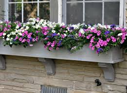 deck deck rail planter boxes railing planter deck railing
