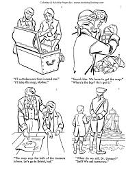 island coloring page treasure island coloring pages the treasure map buried pirate
