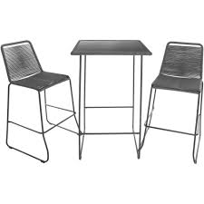 Outdoor Bar Table And Chairs Set Bar Pub Table Sets For 13 Outdoor Pub Tables And Chairs Home And
