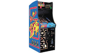 Galaga Arcade Cabinet Ms Pacman Galaga Circus Time Amusements