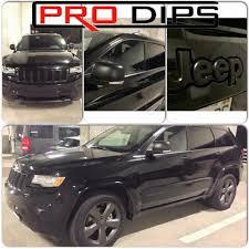 plasti dip jeep emblem professional plasti dip installation orlando prodips