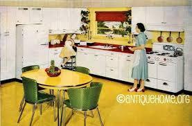 1950s kitchen furniture 1950s retro kitchen best kitchen ideas on house kitchen and home