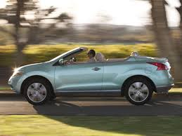 convertible cars nissan murano crosscabriolet buying guide