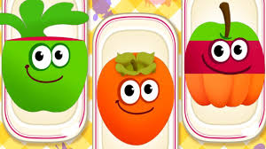fun baby colors kids games sweet color food nice fun play learn
