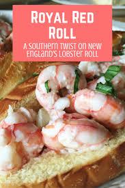 lobster roll recipe royal red shrimp rolls alabama u0027s lobster rolls recipe on lemon