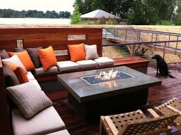 Patio Fire Pit Table Rectangle Patio Fire Pit Table Google Search Dream Patio