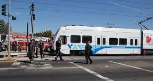 Vta San Jose Map by San Jose Vta Train Hits Man On Capitol Avenue