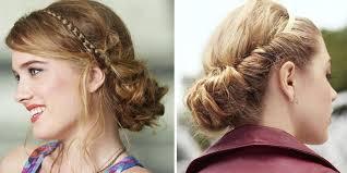 chiffon hairstyle 11 chignon hairstyles we love chignon hair tutorials