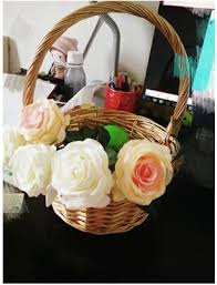 Gift Baskets With Free Shipping Free Shipping Fruit Baskets Portable Circular Rattan Wicker Gift