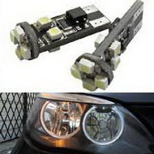 eye bmw headlights bmw e60 525i 530i 545i non hid headlights ring marker bulbs