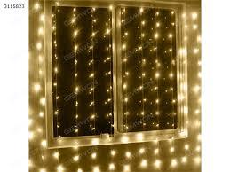Led Light Curtains 300 Led Light Curtain Icicle Lights White Christmas Curtain