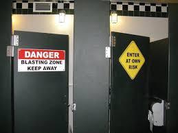 Bathroom Stall Doors Bathroom Stall Doors Lol Picture Of Quaker Steak U0026 Lube