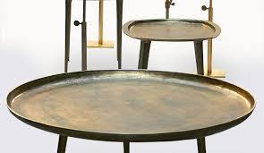 pols potten antique brass side table dopo domani