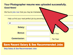 Best Sites To Upload Resume by How To Upload An Existing Resume On Careerbuilder 10 Steps