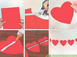 s day decorations 4 ways to decorate for s day wikihow
