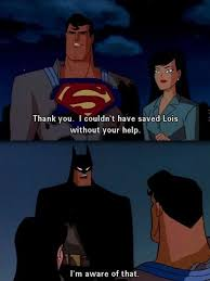 Superman Better Than Batman Memes - batman is better than superman meme by comicsarenotdead memedroid