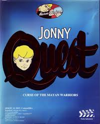 jonny quest jonny quest curse of the mayan warriors for dos 1993 mobygames