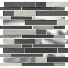 How To Install A Glass Tile Backsplash In The Kitchen Solid Glass Backsplash Cost How To Cut Tiles Around Sockets By