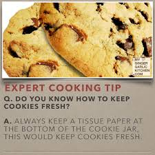 do you know how to keep cookies fresh cooking tips my