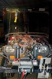 1988 jeep wrangler wiring harness install feelin u0027 burned jp