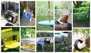 awesome diy swings that will make your kids the happiest people in