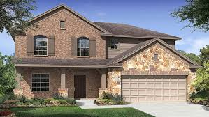 Garage With Inlaw Suite by Quick Move In Homes Houston Tx New Homes From Calatlantic