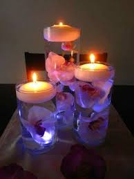 8 best flowers and floating candles images on pinterest