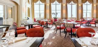 Cuisine Verte Et Blanche by Le Salon Rose In Monaco A High End Brasserie With Mediterranean
