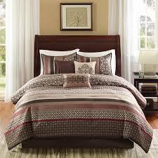 Bedroom Furniture Gloucester Red Barrel Studio Gloucester 7 Piece Reversible Comforter Set