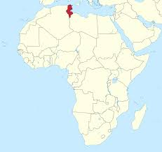 tunisia on africa map file tunisia in africa mini map rivers svg wikimedia commons