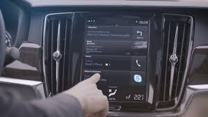 volvo head office australia volvo cars adds microsoft u0027s skype for business to its 90 series