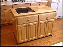 maple kitchen islands your own kitchen island out of dresser greendressercollage2 a