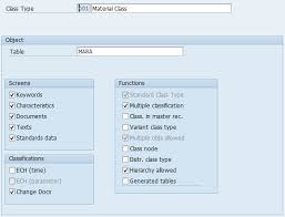 Sap Material Master Tables by Generate Change Documents For Characteristic Value Changes In