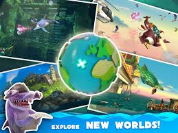 Hungry Shark Map Hungry Shark World App Ranking And Store Data App Annie