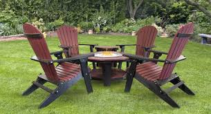 Amish Patio Furniture Four Seasons Furnishings Amish Made Furniture Outdoor Fire Pit