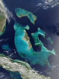 Satellite Map Of Florida by Wildcat Maps Of The Bahamas