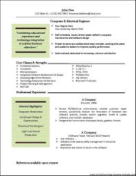 Simple Resume Template Open Office 25 Open Office Resume Templates Free Free Open Office Resume