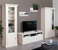 Wohnzimmerschrank Richtig Dekorieren Wohnzimmer Wohnwände Massive Naturmöbel