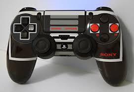 ps4 controller white light ds4 controller skin ninretro flamingtoast custom dualshock 4