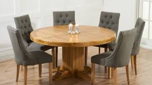 Dining Room Sets For 6 Exquisite Round Dining Tables For 6 Dining Room The Gather House