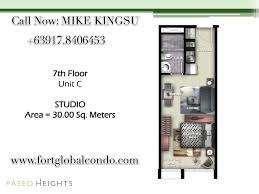 30sqm megaworld condo in makati condos in makati city