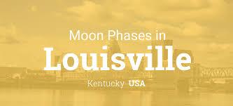 moon phases 2017 u2013 lunar calendar for louisville kentucky usa