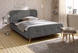 Schlafzimmer Komplett Home Affaire Home Affaire Polsterbett Amrum Mit Aufwendiger Knopfleistung Am